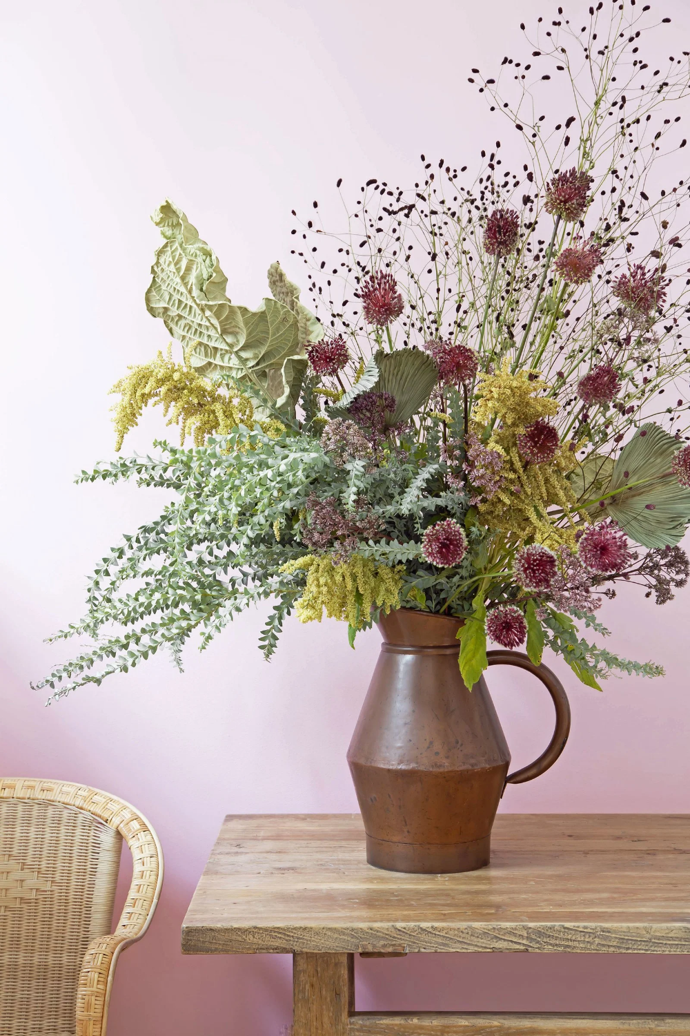 7 Dried Flower Arrangements to Inspire Your Fall Decorating#arrangements #decora...#arrangements #decora #decoratingarrangements #dried #fall #flower #inspire