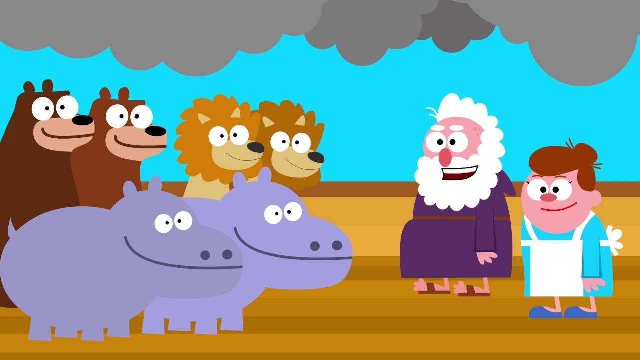 Acapella Kinderlied - Arche Noah - zum mitsingen | Kinderbibeltage ...