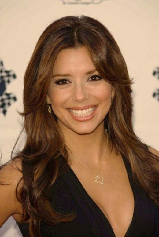 Eva Longoria Hairstyles Endearing Eva Longoria Hair Colors Through The Years  Eva Longoria Medium