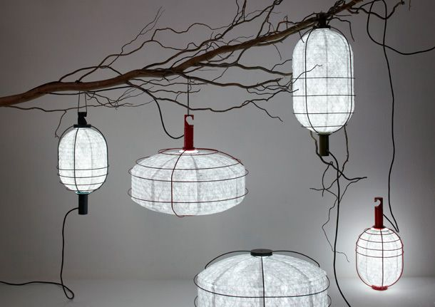 French designer and artist Arik Levy will present a new collection of lighting for Forestier at Maison