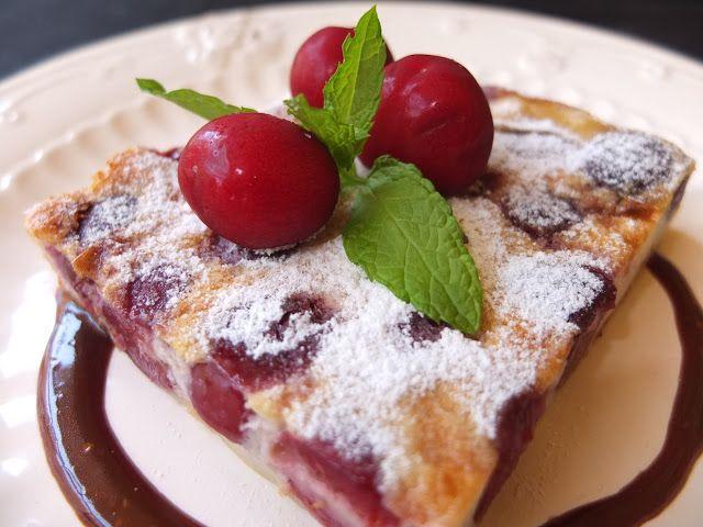 La cocina de Lola: Pastel de cerezas