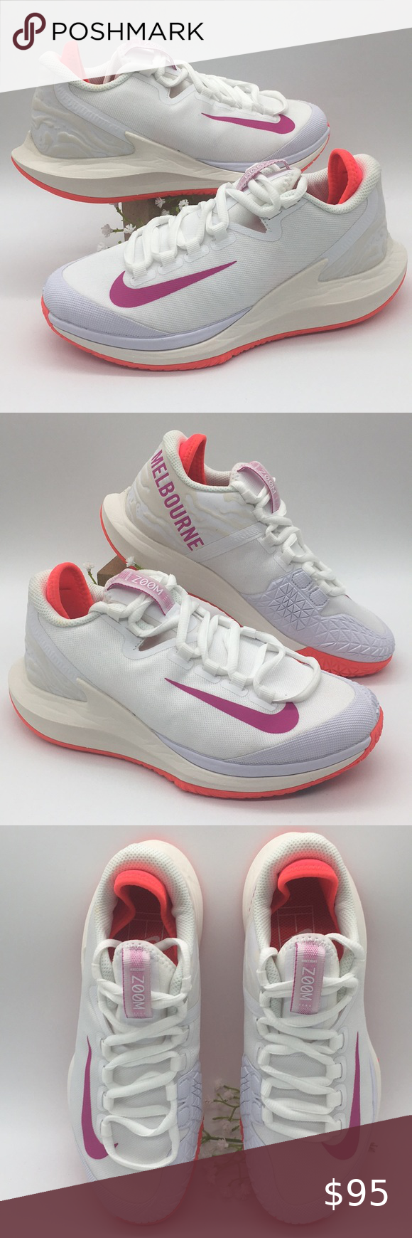 W Nike Court Air Zoom Zero Hc In 2020 Nike Air Zoom Clothes Design