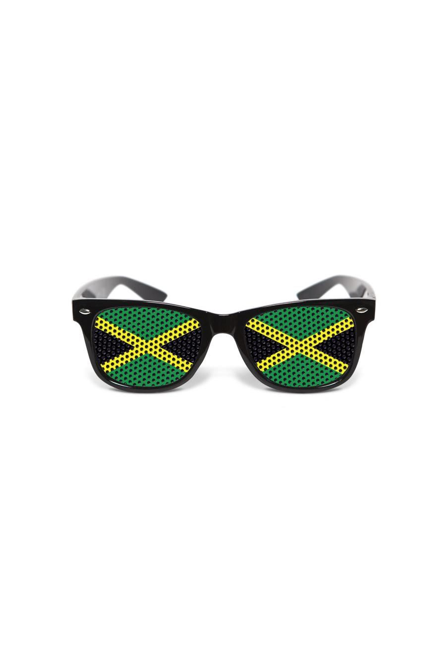 Jamaica Sunglasses -- nice! You can create your own, too:  http://www.motivators.com/Promotional-Custom-FullColorCustomLensGlasses-63424.html