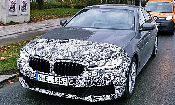 New 2021 BMW 5 Series Redesign BMW CAR USA