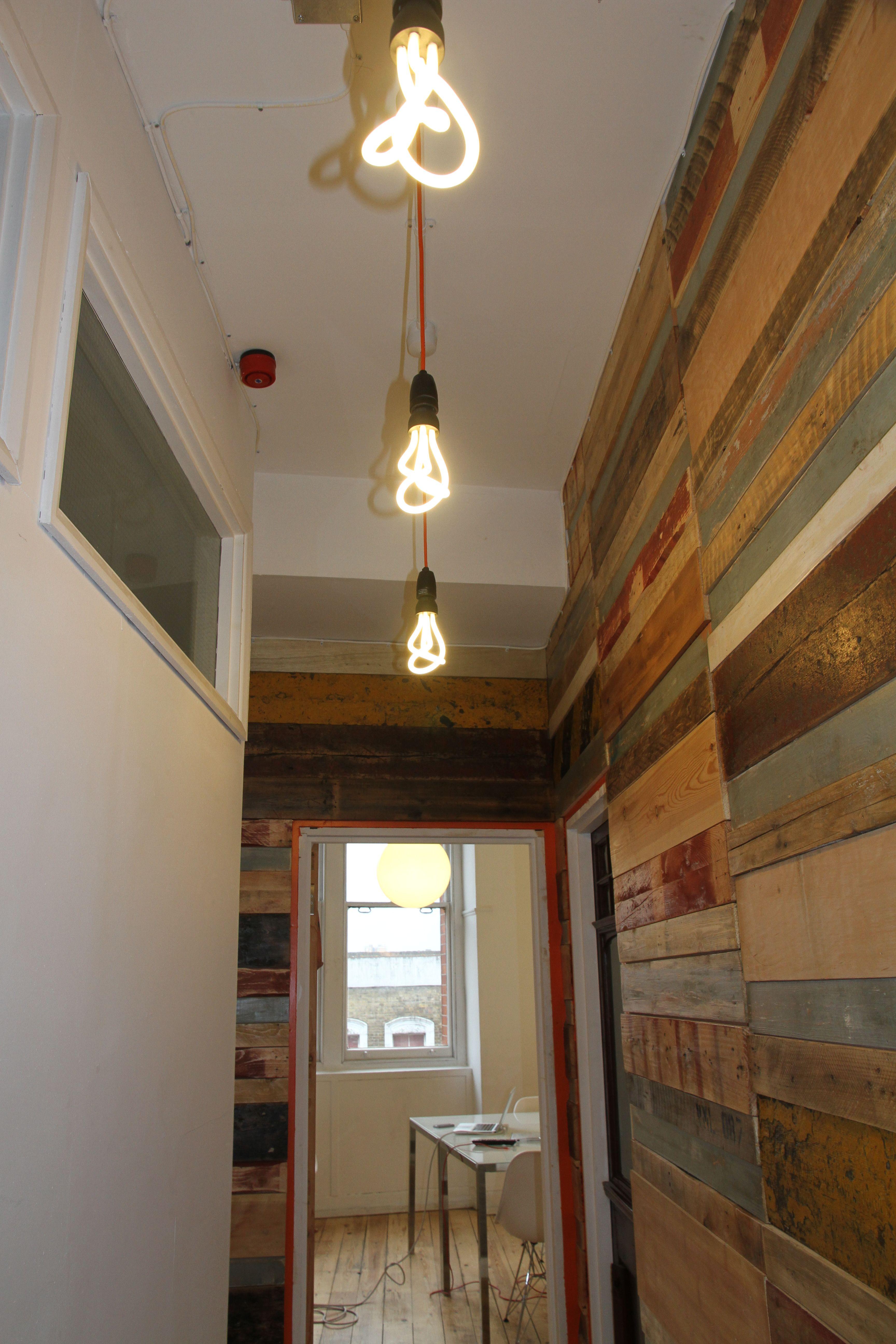 Pallet Panelled Walls Palettes- Tout Ce L' Peut