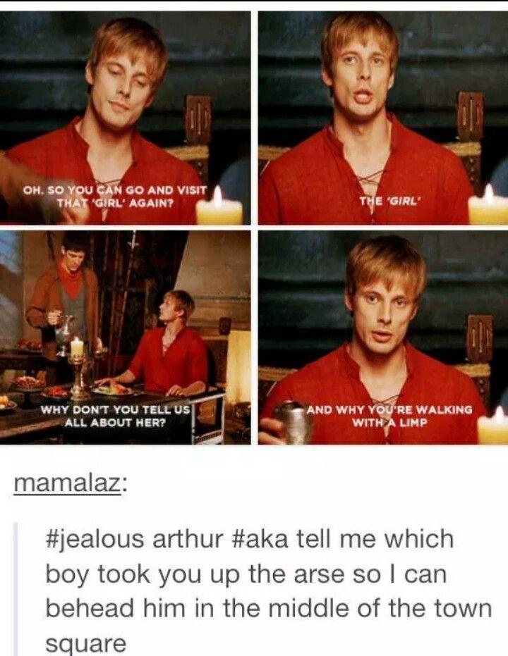BAHAHAHAHA!   BBC Wonderfulnesss   Merlin, Merlin series