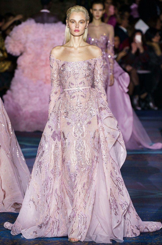 Zuhair Murad Frühjahr/Sommer 2019 Haute Couture - Kollektion | Vogue Germany