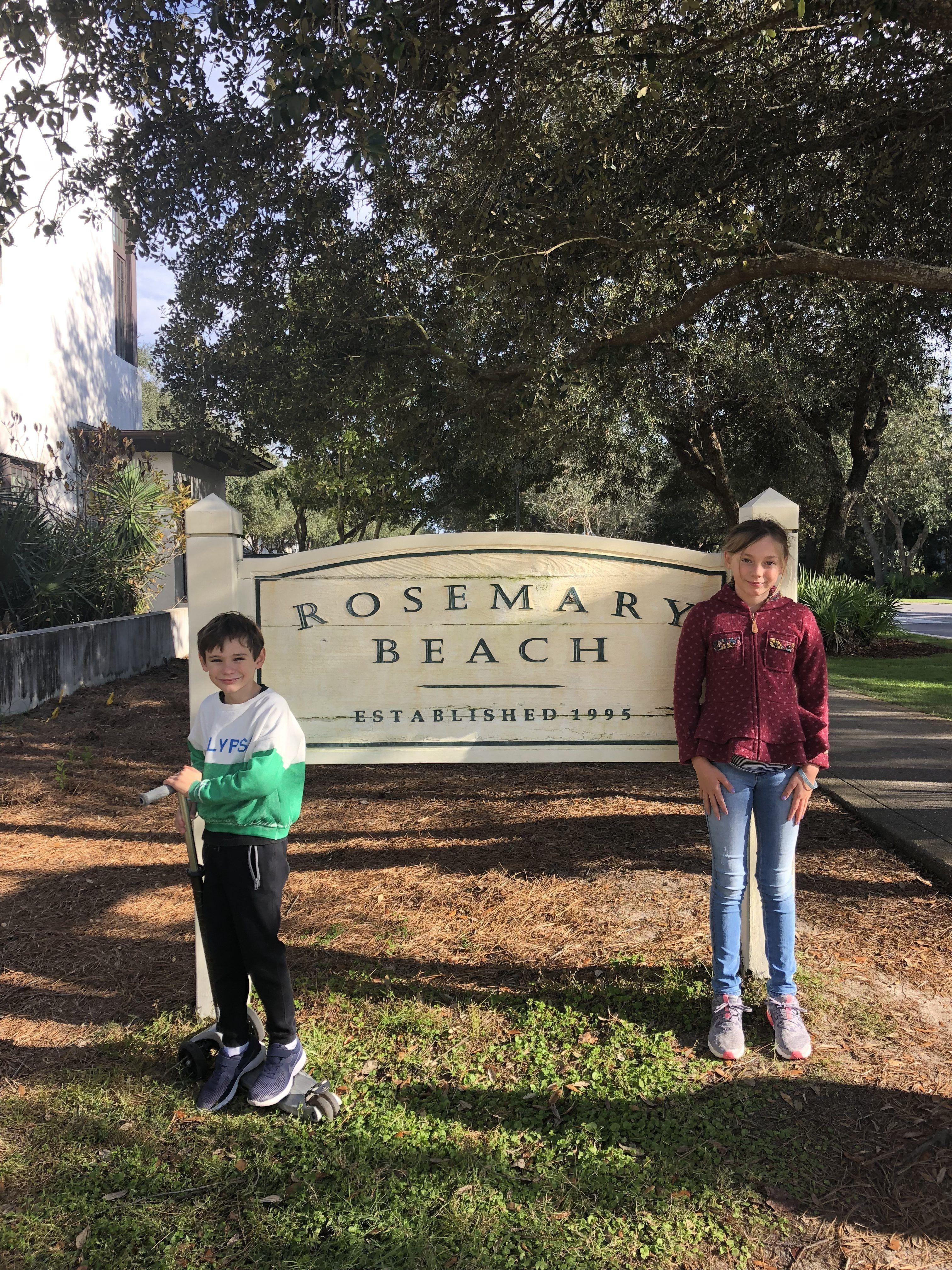 Florida Rosemarybeach On 30a Gulf Coast In 2019 Beaches In