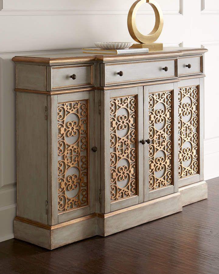 Furniture Discount Sites: Hooker Furniture Ellie Scrolls Sideboard