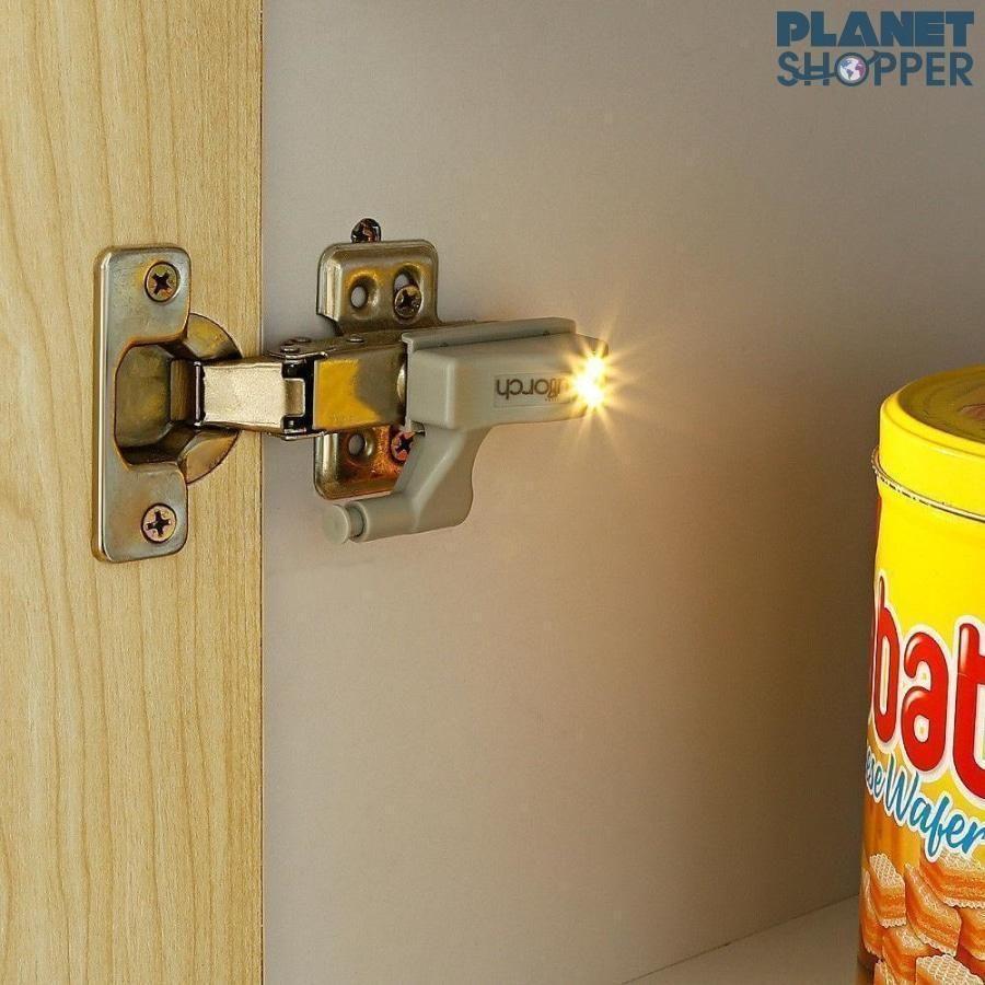 Kuchenschrank Sensor Licht In 2020 Schrankbeleuchtung Schrank Kuche Licht