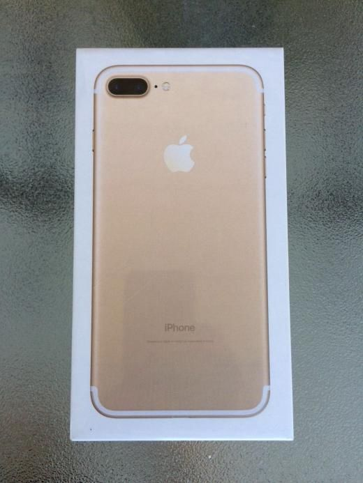 Apple Iphone Plus Factory Unlocked 128gb Gold Mobile Phones