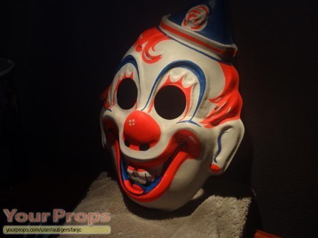 29+ Halloween 2007 Clown Mask Pics