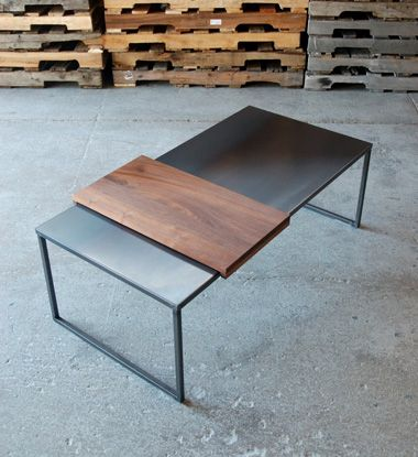 Modern Furniture Toronto hot rolled steel tables | furniture | pinterest | modern furniture