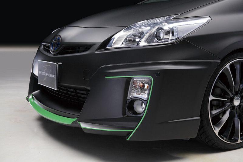 Toyota Prius With Wald Body Kit Toyota Prius Prius Toyota