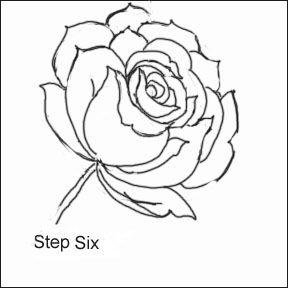 Rose pencil drawings for creativity and fun drawing for Amazing drawings of roses