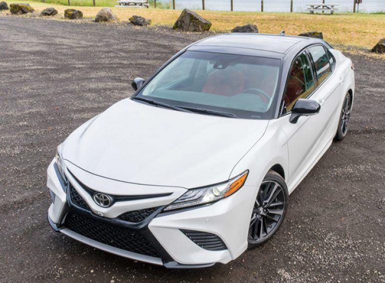 Toyota Camry 2018 XSE Camry, Toyota cars