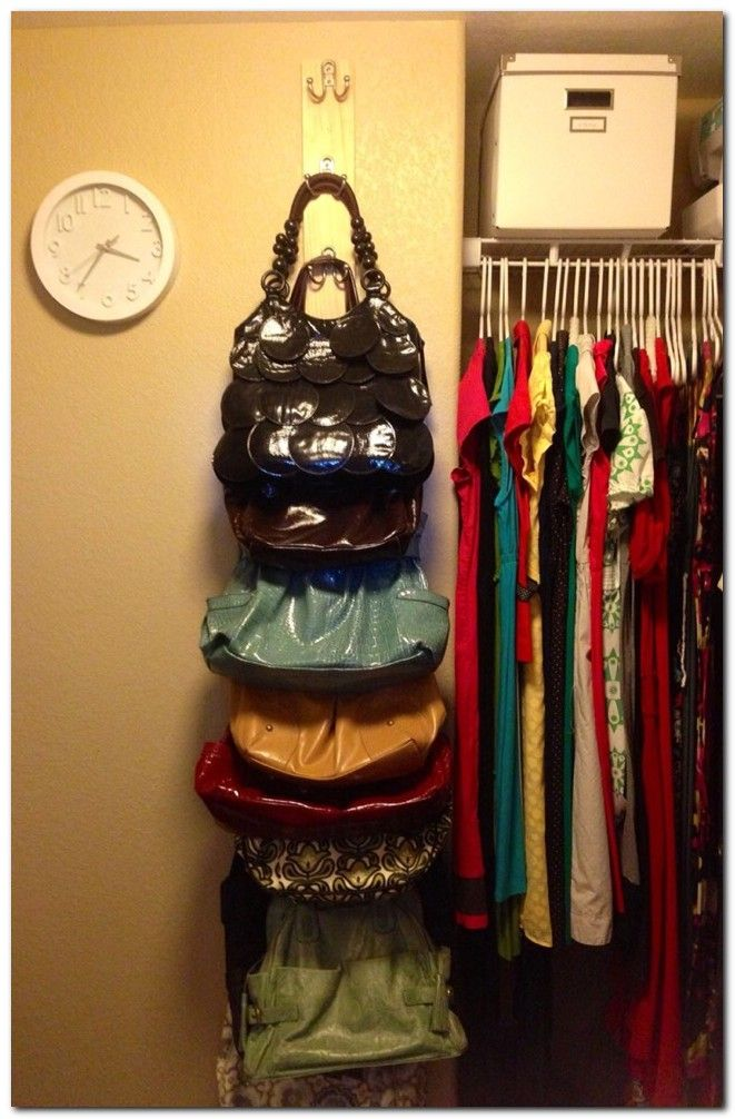 Small Bedroom Organization Tips Ideas for the House Pinterest