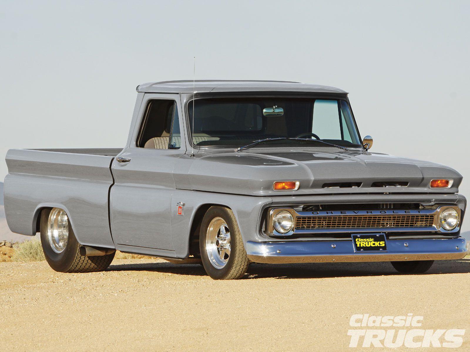 1964 Chevrolet C10 Classic Trucks Magazine Classic Trucks