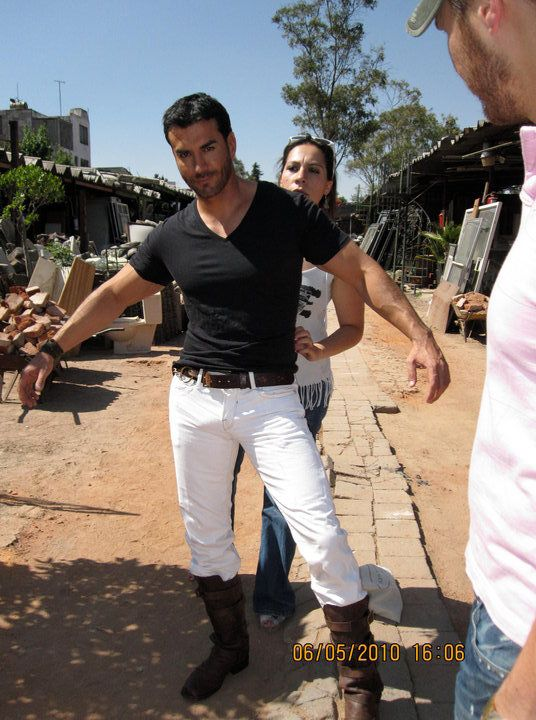 Actor David Zepeda Pantalon Ajustado David Tight Jeans