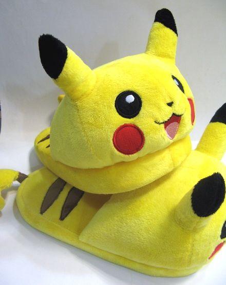 best top pokemon slippers pikachu ideas