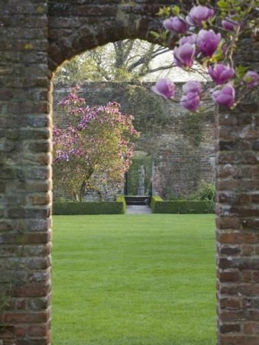 In pictures Making of Sissinghurst is part of Sissinghurst garden, Garden inspiration, Famous gardens, White gardens, Garden, Garden arch - The story of the creation of the worldfamous garden at Sissinghurst Castle is being told in an exhibition to mark the 75th anniversary of its opening to the public