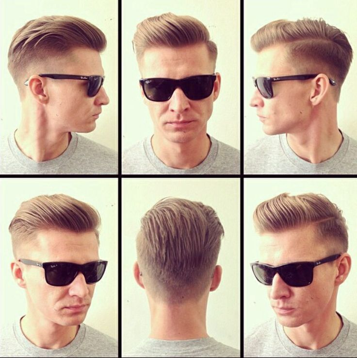 Hipster Mens Hairstyle Photo Gallery Mens