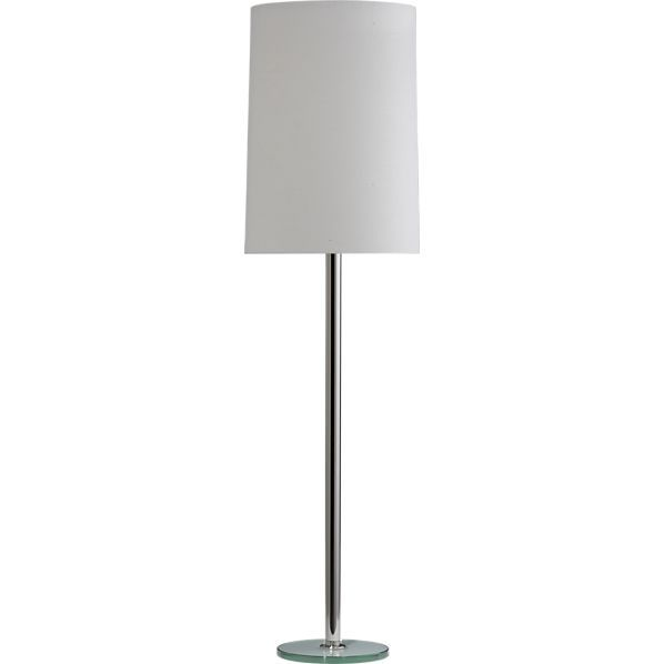 crate and barrel lighting fixtures. Magnum Floor Lamp In Lamps, Torchieres | Crate And Barrel Lighting Fixtures