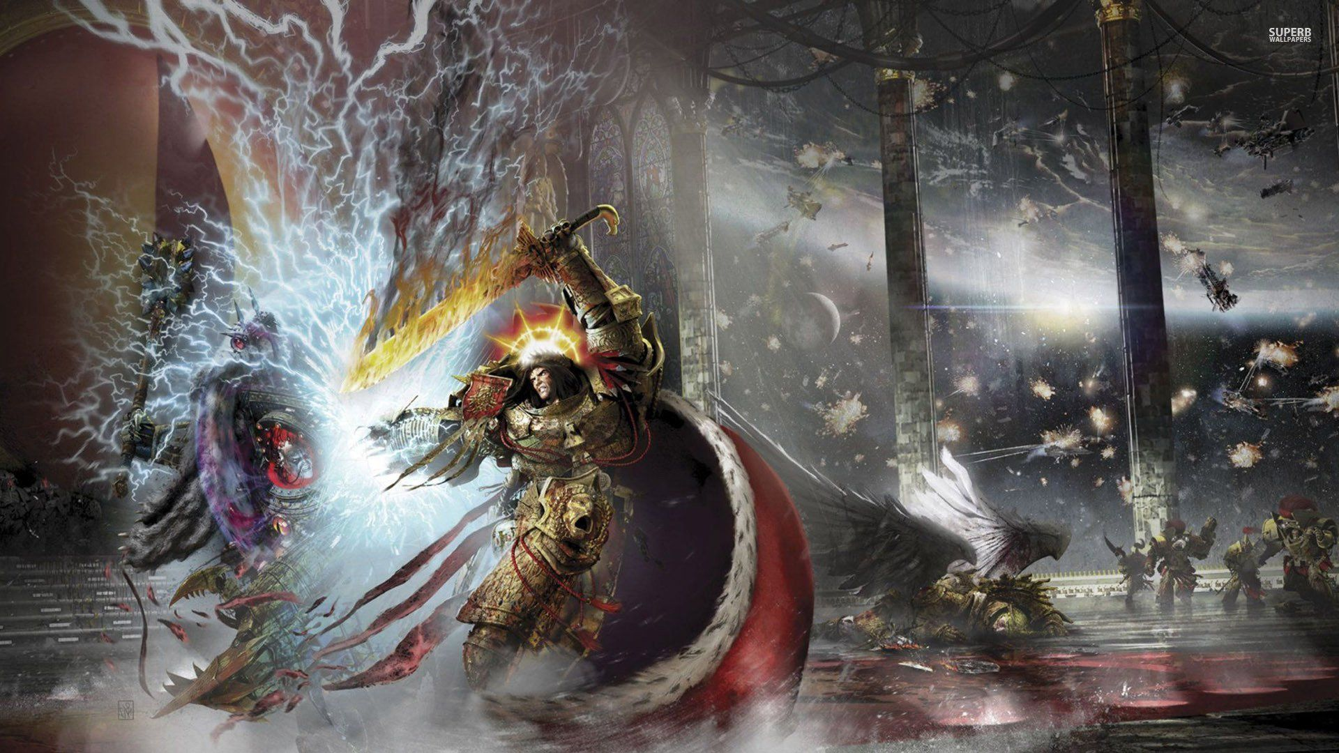 Ultimate Warhammer eBook Collection! - Comix4Free