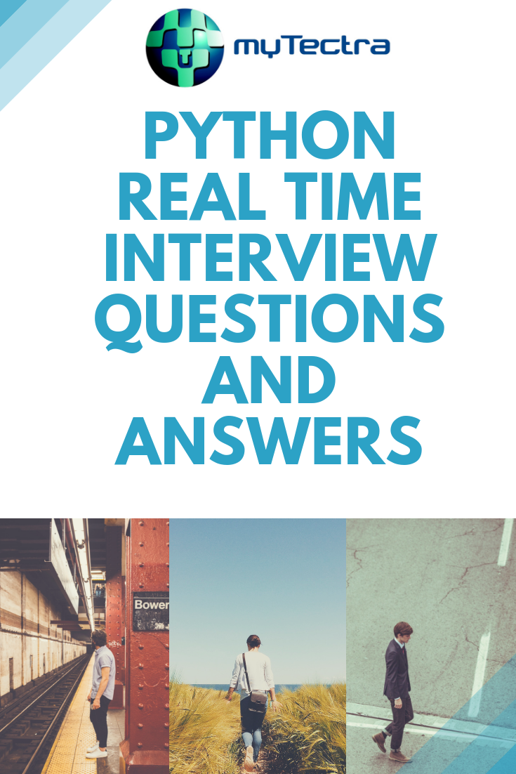 Python Real Time Interview Questions and Answers | This or ...