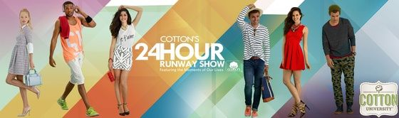 What styles would you #design in cotton for back to school? University students can submit illustrations for designs by Aug 25 for a chance to #Win a spot in Cotton's 24 Hour Runway Show & see the show in #SouthBeach FL- Conditions apply – Modeconnect.com