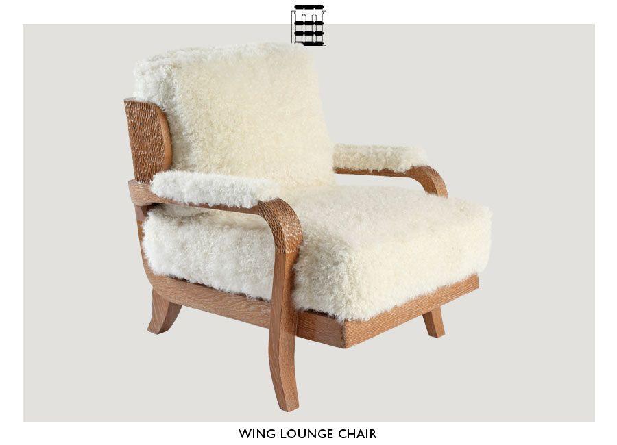 Berman Rosetti Wing lounge