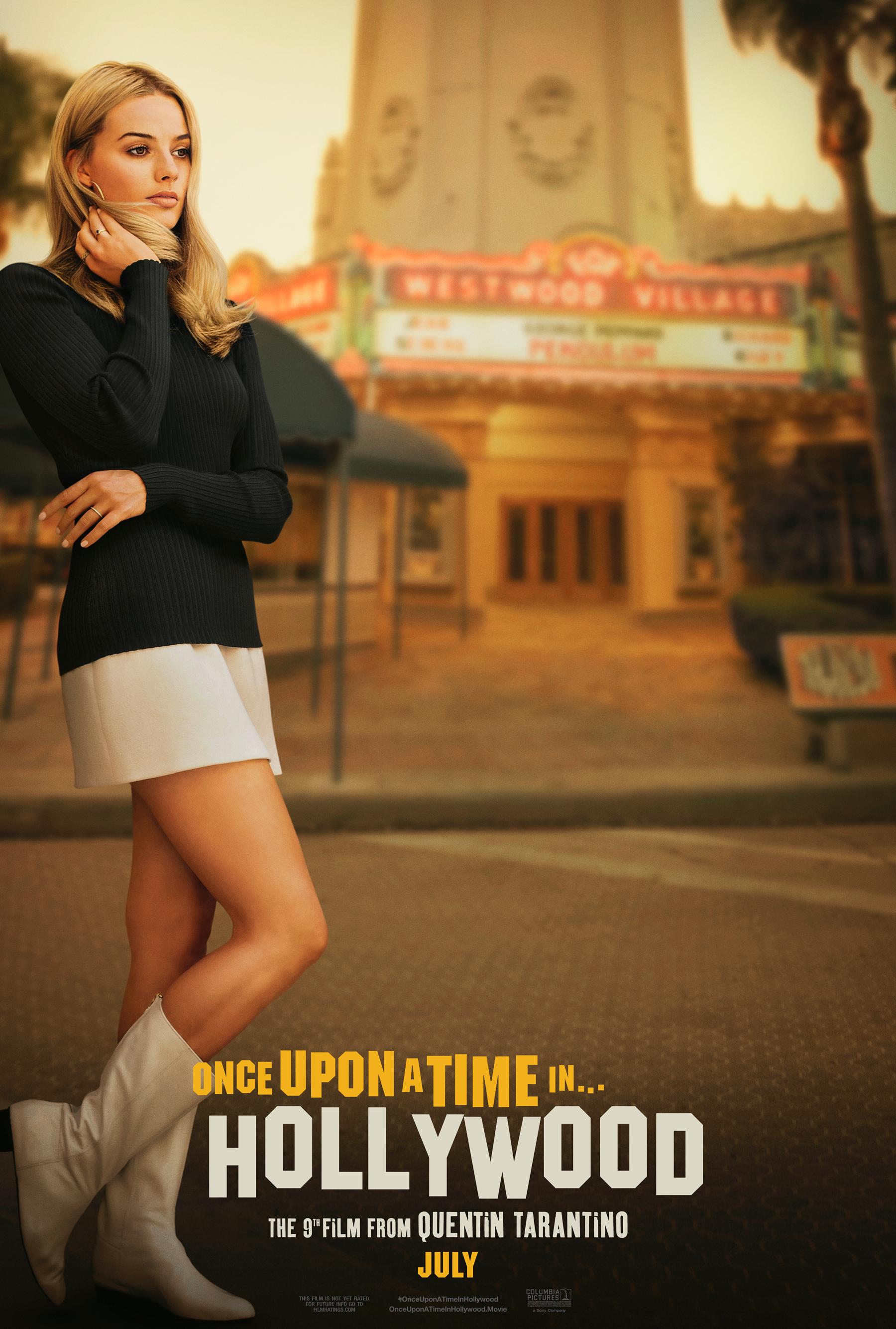 9 movie 2019 rating Hollywood 1969 OnceUponATimeInHollywood In 2019
