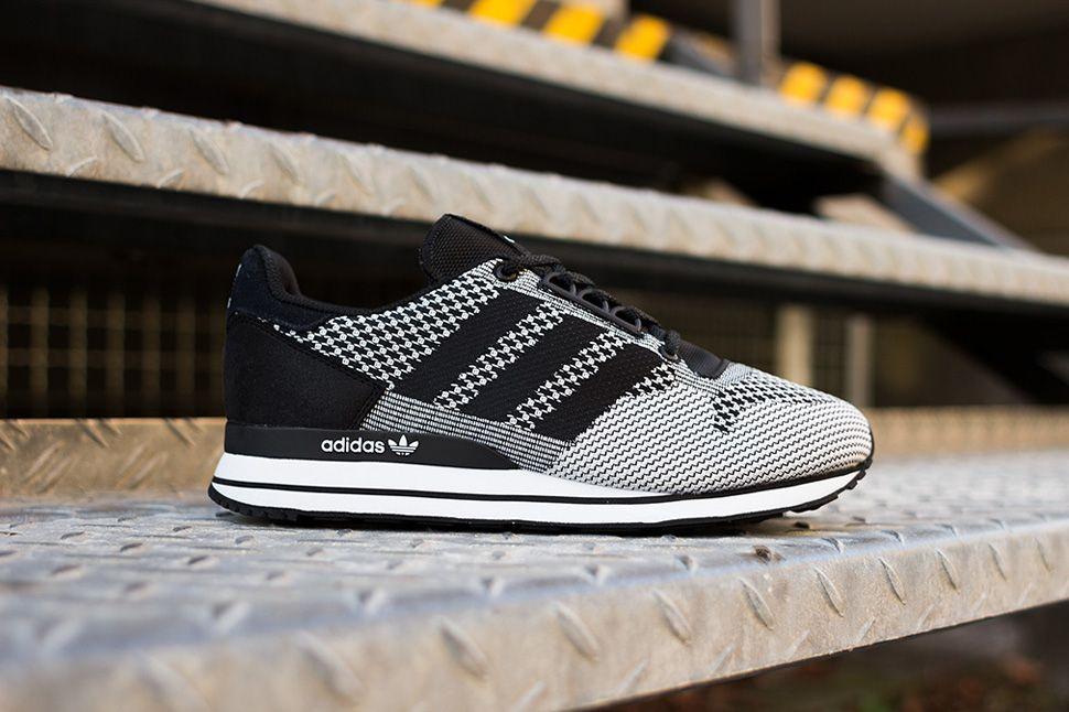 adidas Originals ZX 500 OG Weave (Black & White)