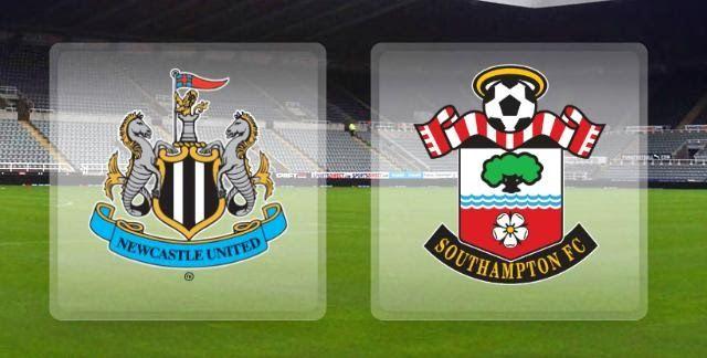 Hasil gambar untuk Newcastle United vs Southampton