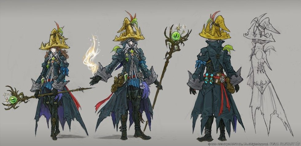 Dark Knight Concept Art 40 Stormblood