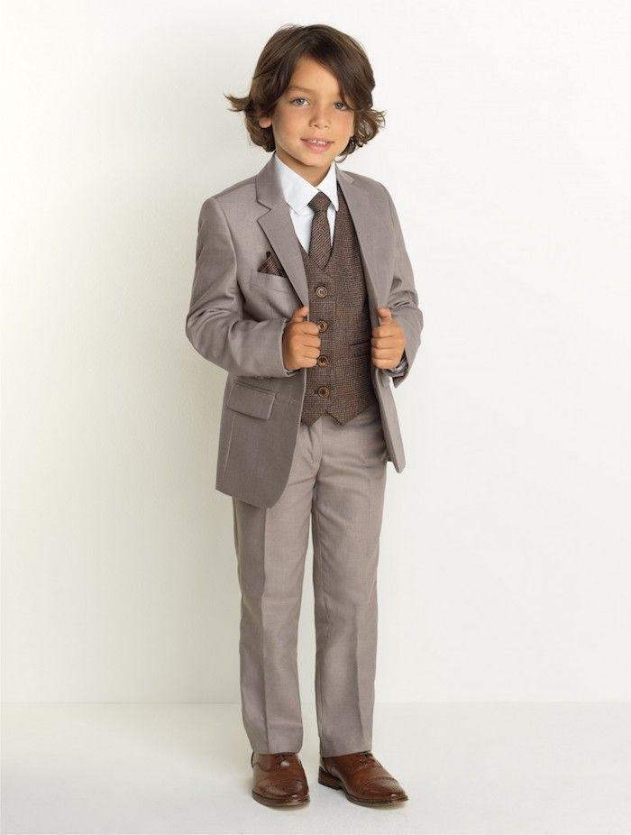 jungen anzug schuhe