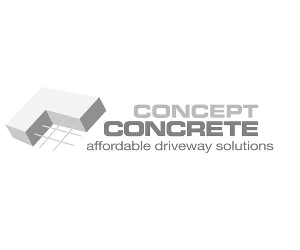 Ready Mix Concrete Logo Design : Concept concrete logo design pinterest