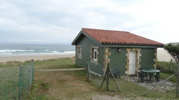 Cantabria San Vicente De La Barquera Alquiler De Chalet Independiente En 1ª Línea De Playa Dispone De Un Do Alquiler Playa Casas Rurales Estilo En El Hogar