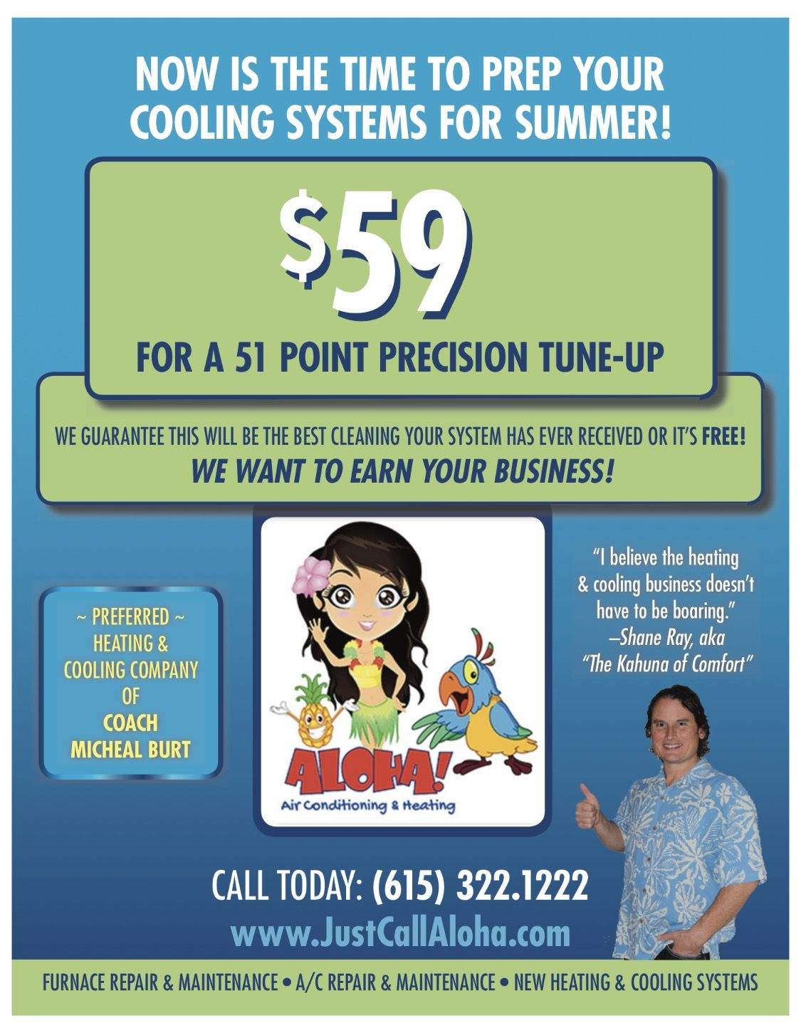 Now Is The Time To Get Your Ac System Ready For Summer Ac System Hvac Maintenance Heating And Cooling