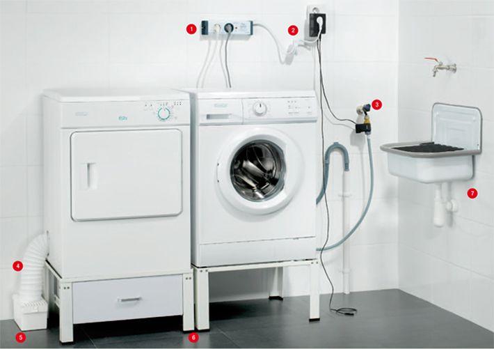 Wasmachine Toebehoren I Bouwmarkt Praxis 1