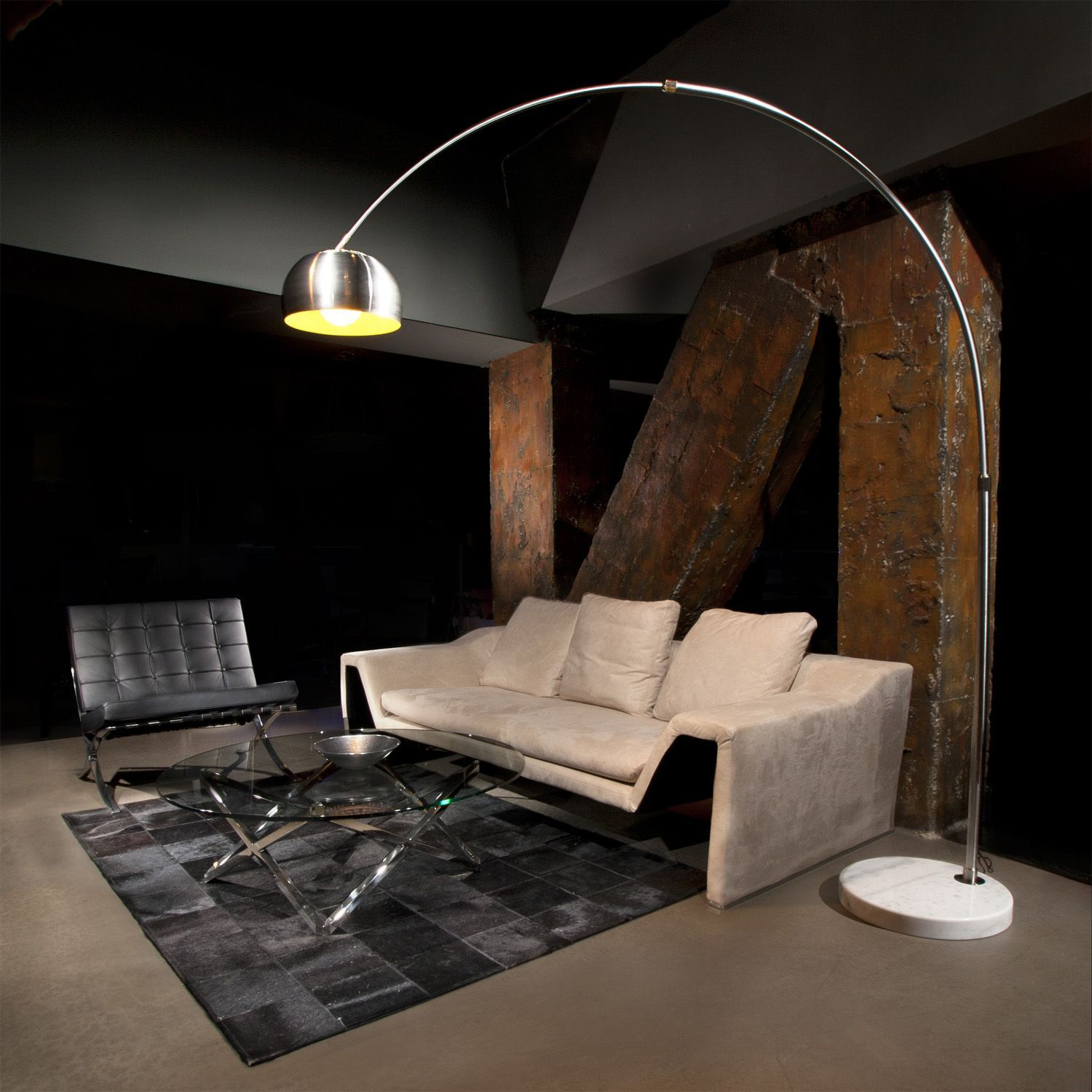 Lampe Arco Floor Lamp New Arc Land Inspired By The Floor Lamp Arco Pauls