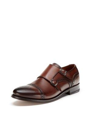 Spring Footwear: The Monkstrap