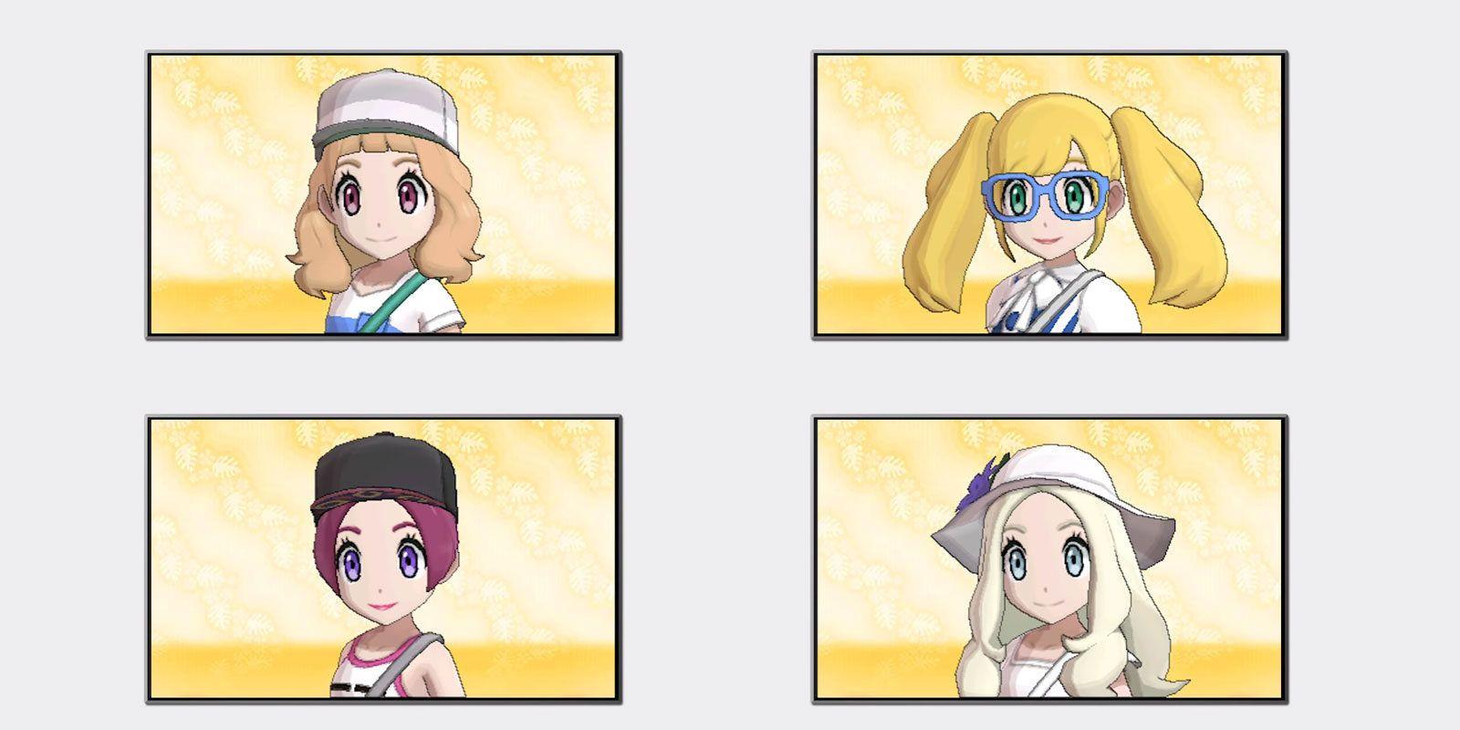 Cortes de pelo pokemon y