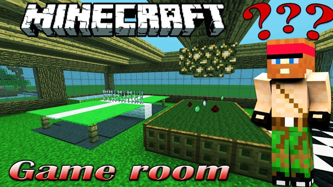 Pin by Laura M on Minecraft Game room, Interactive, Games