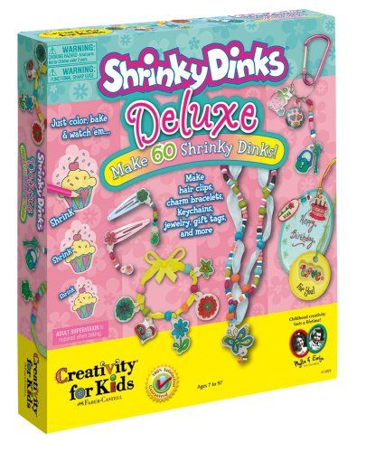 Creativity for Kids Shrink Fun Deluxe #deals