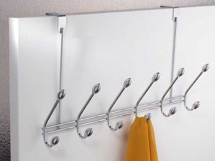 Over Door Multi Hook & Over Door Multi Hook | Beautiful home ideas | Pinterest | Door hooks ...