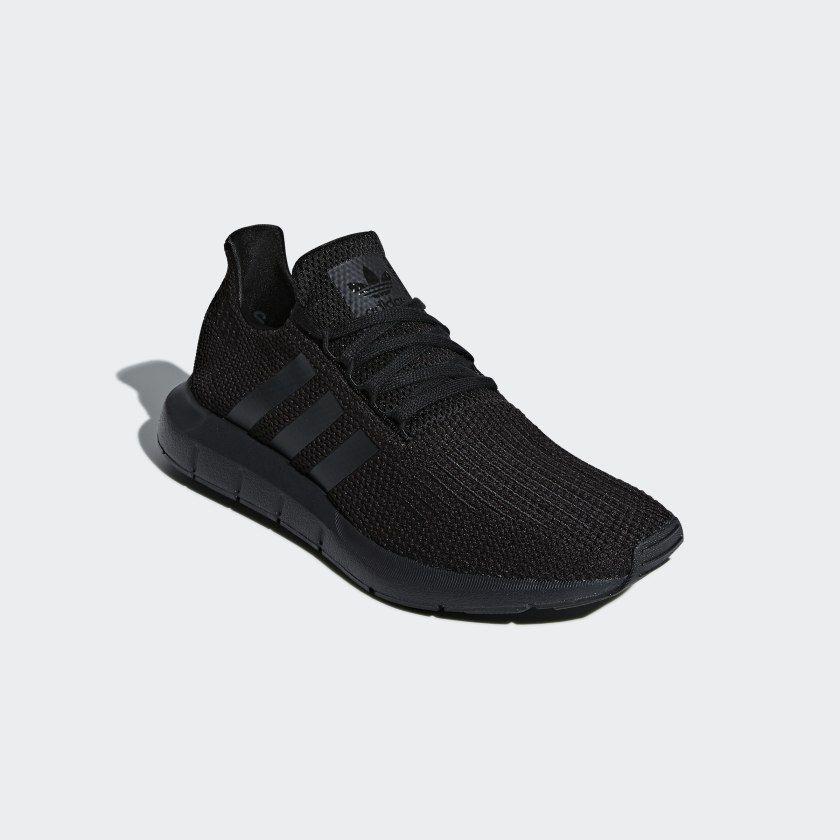 8add14a2deb Cloudfoam Racer TR Shoes Black 10.5K Kids | Products | Black shoes ...