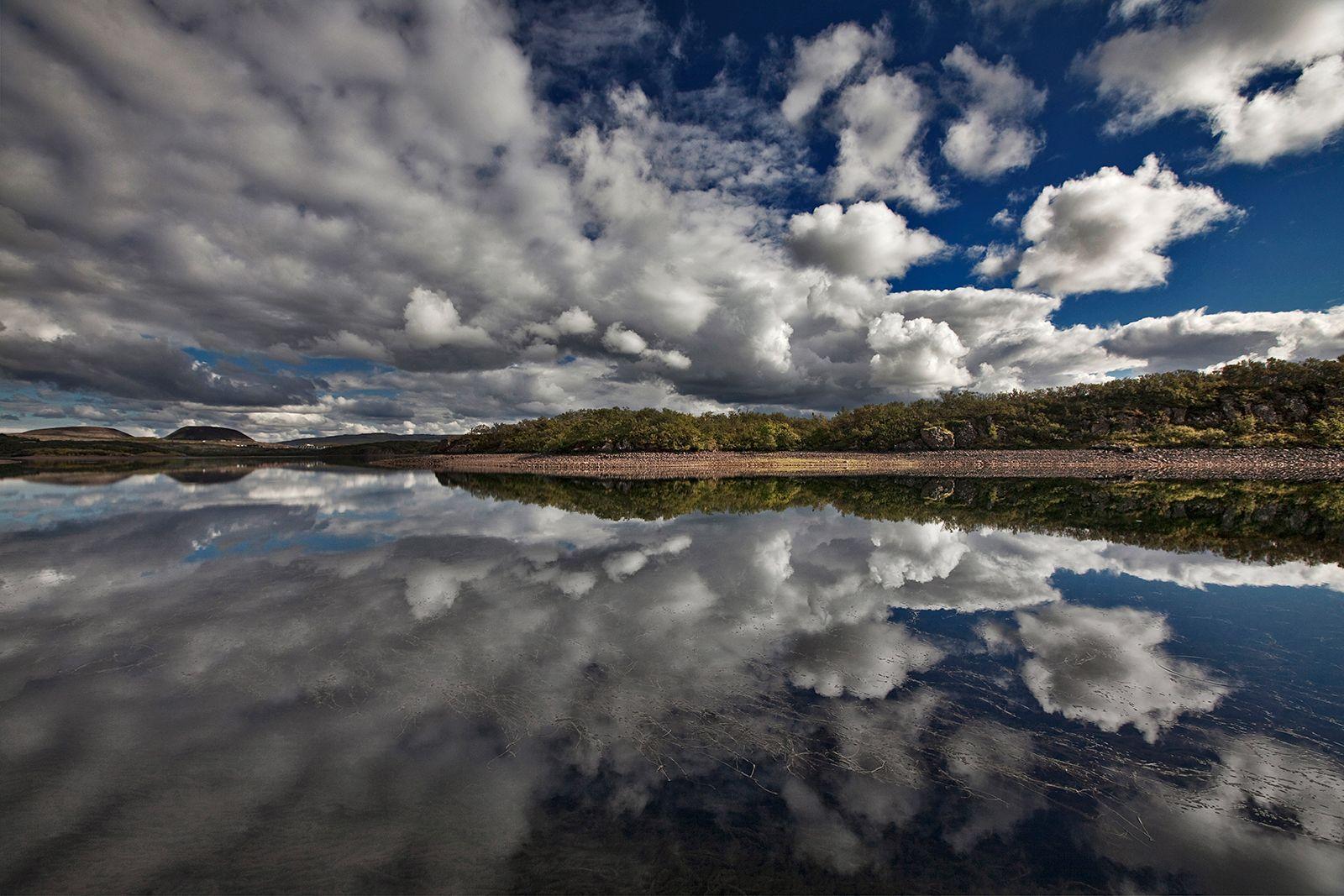 Symmetry Reflection By Bragi Ingibergsson
