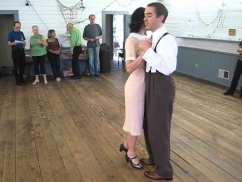 Balboa Basic Steps Peter And Lorraine Youtube Balboa Swing Dance Lindy Hop