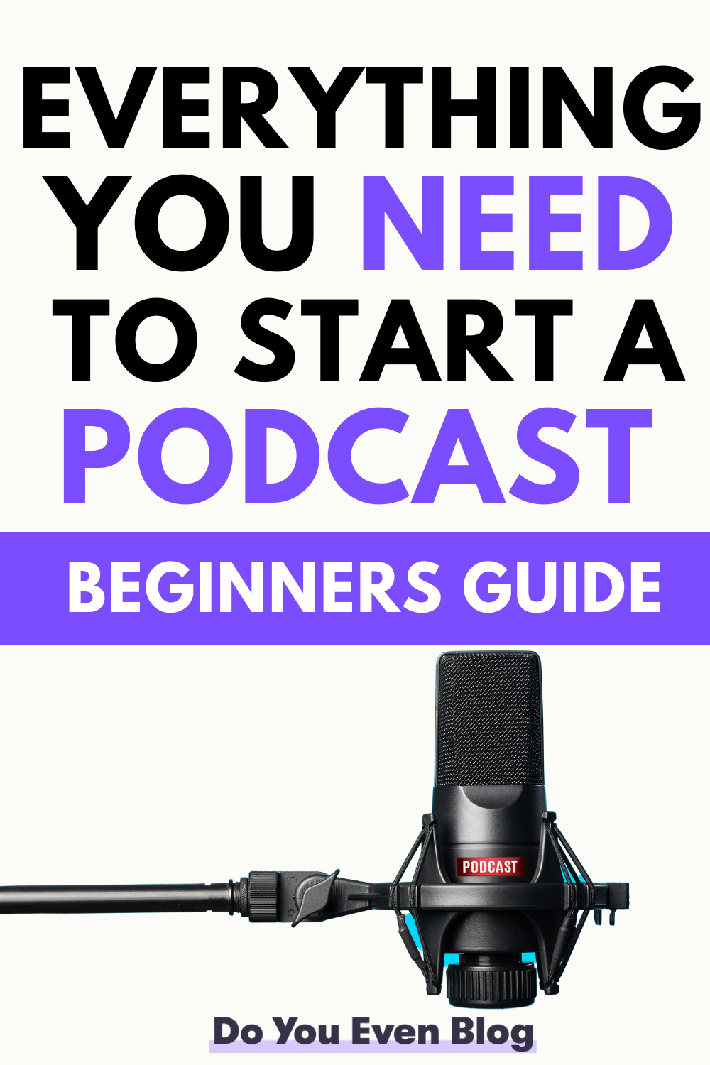 How Much Money Do You Need To Start A Podcast